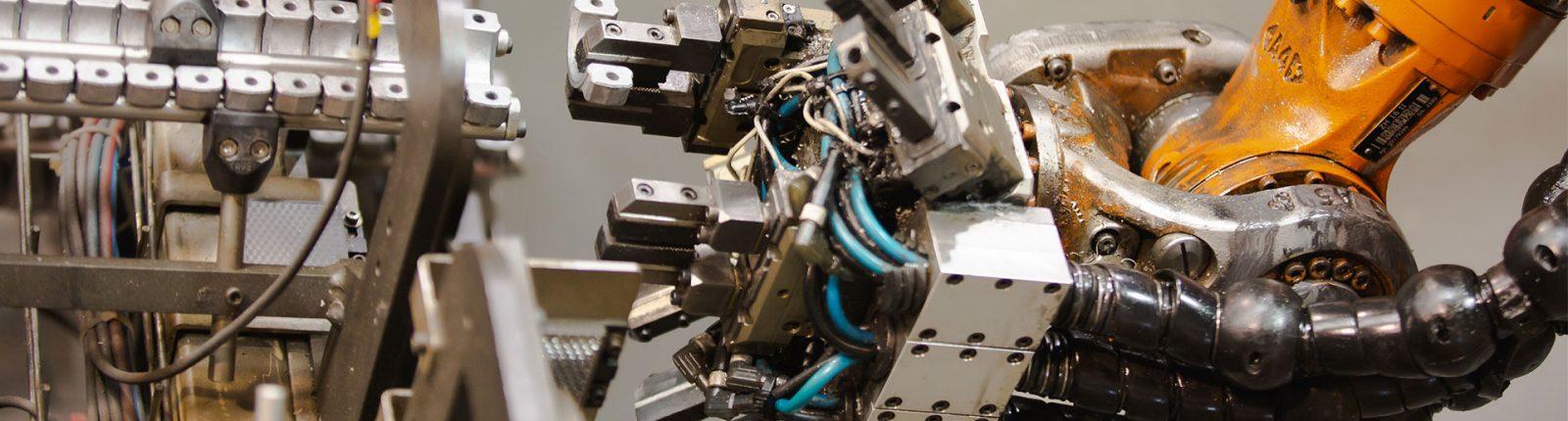 bras robot Mh Industries